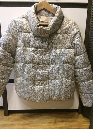 Распродажа. модная двухслойная куртка