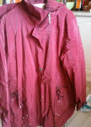 Утепленная удлиненная куртка турция