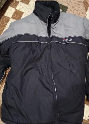Зимняя куртка фила