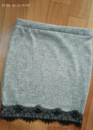 Ангорова юбка