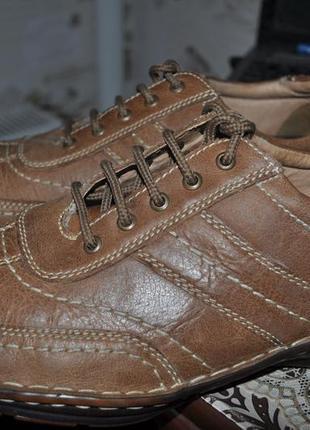 Стильные туфли анатомик waldlaufer оригинал германия
