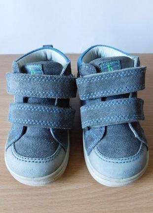 Ботинки bama 21 р. стелька 13,8 см.