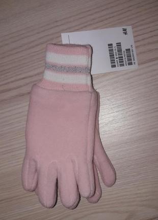 Перчатки/ рукавички/ hm варежки