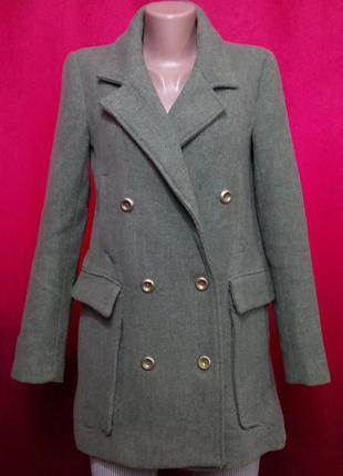 Модное пальто zara
