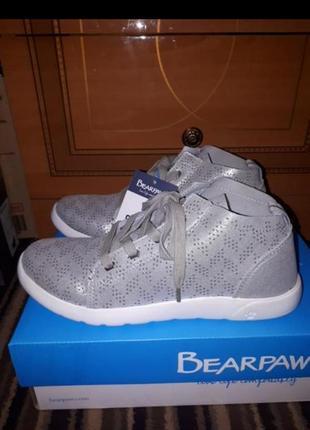 Демисезонные  ботинки кроссовки bearpaw