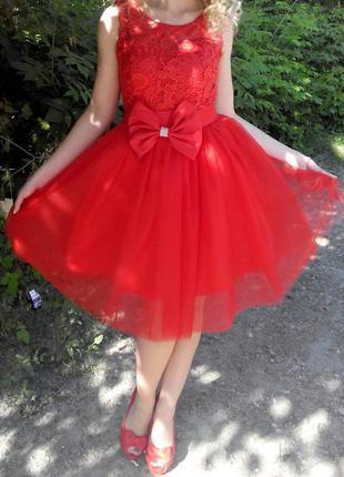 Вечернее платье на выпускной5