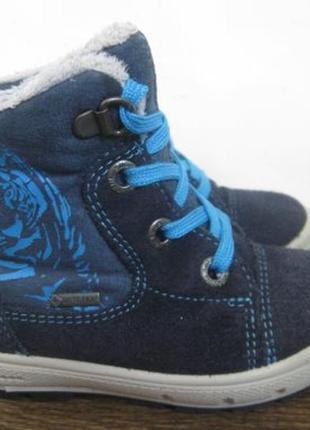Зимние ботинки superfit gore tex р.23