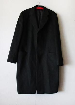 Пальто 100% шерсть британия
