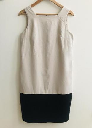Платье f&f p.12 linen #30