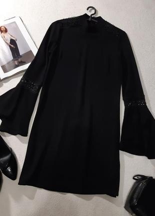 Стильное платье,размер xs