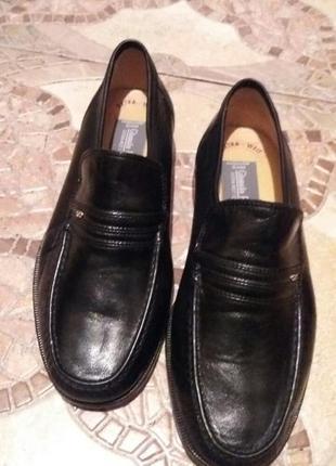 Кожаные туфли лоферы giorgio ricci оригинал .кроссы , ботинки.