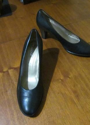 Туфли на каблуке gabor