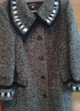 Зимнее пальто-52р