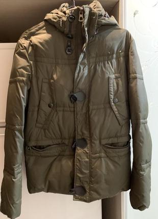Куртка зимняя фирменная мужская ,зимний пуховик