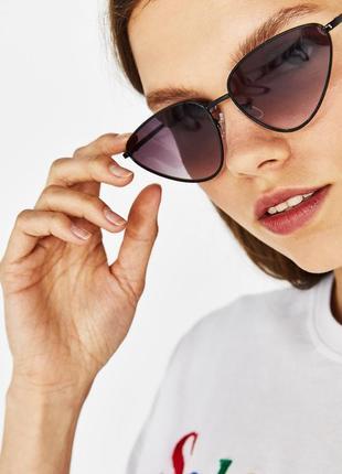 Новые солнцезащитные очки bershka