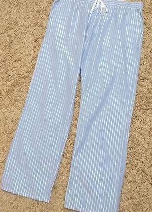 Домашние пижамные штаны р l-xl
