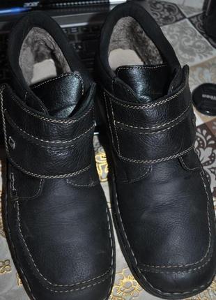 Rieker-tex мембрана ботинки зима цигейка оригинал германия