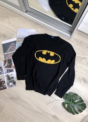 Свитшот, кофта, свитер бэтмен