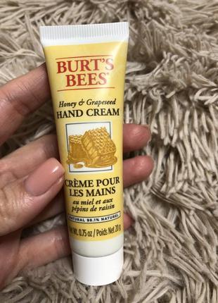 Крем для рук burt's bees 🐝