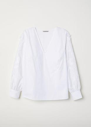 Блуза h&m+ / 44