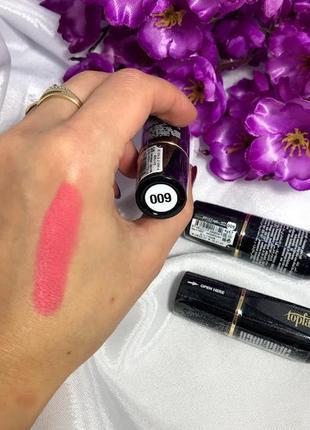 Матовая помада для губ topface matte lipstick №9