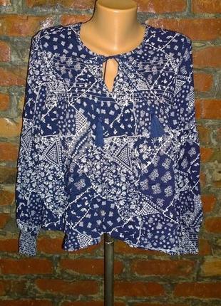 Блуза топ кофточка marks & spencer