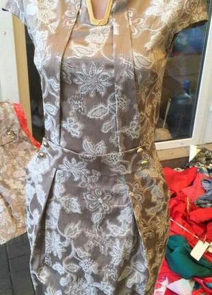 Платье норма