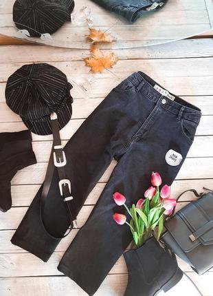 Чудові базові джинсові  бріджі від denim co