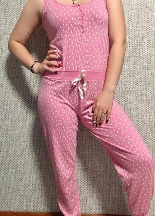 Классная пижама,комбинезон,слип