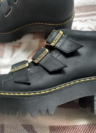 Ботинки dr. martens coppola black (почти новые!)