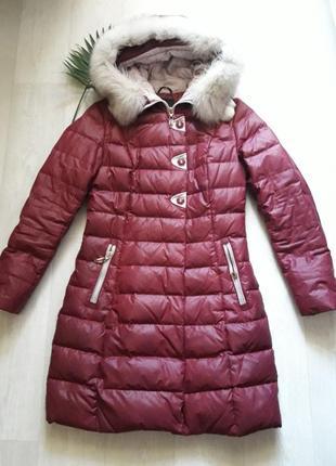 Пуховик куртка пальто пухан kapre m