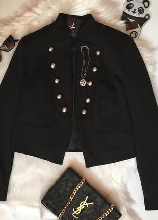 Пиджак жакет в стиле милитаре от atmosphere