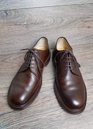 Английская туфли-дерби barker