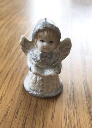 Маленькая статуэтка фигурка ангел