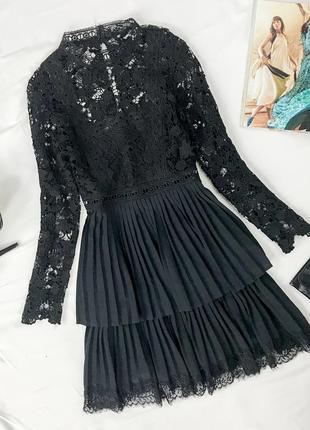 Вечернее короткое платье dr 1942083  zara