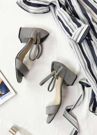 Универсальные босоножки на комфортном каблуке sh 1942064  new look