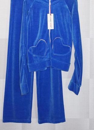 Спортивный костюм велюровый прогулочный