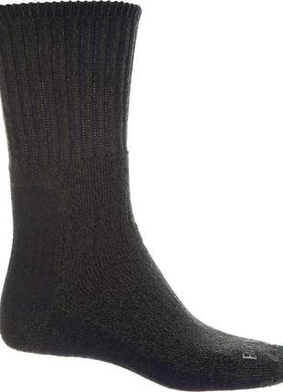 Теплые влагоотводящие термоноски bridgedale backpacker wool socks оигинал сша