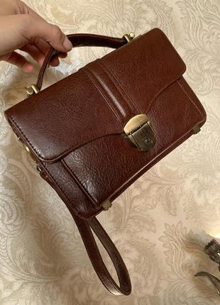 Барсетка клатч сумка
