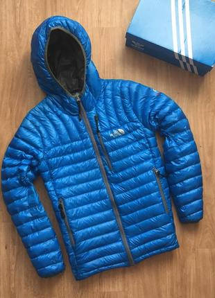 Микро пуховик the north face