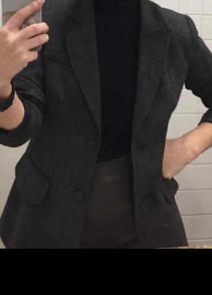 Пиджак джемпер