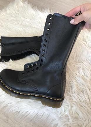 Ботинки dr martens оригинал кожа