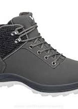 Ботинки кожаные зимние vty victory 46-47