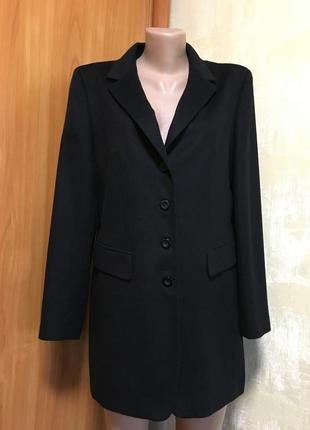 Изумительный шерстяной,кашемировый жакет,пиджак !!
