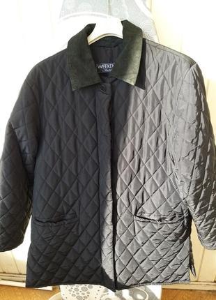 Курточка стёганная max mara