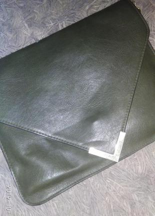 Скидка! цена 🔥кожанная сумка клатч