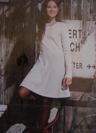 Pepperts платье двунитка 158-164