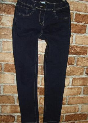 Синие стрейч джинсы 8 лет palomino