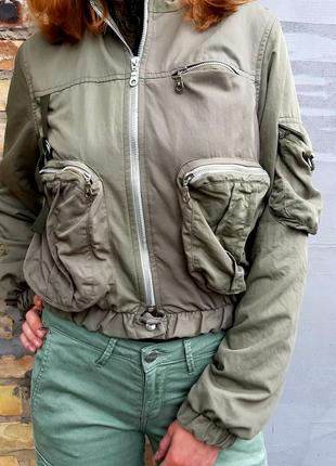 Куртка від anna biagini