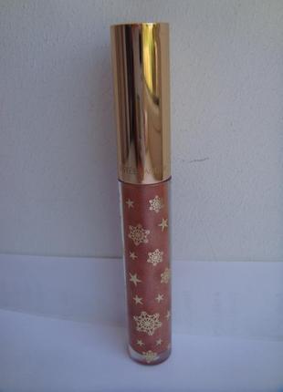 Лимитированный выпуск блеск для губ estee lauder pure color 320 seductive honey